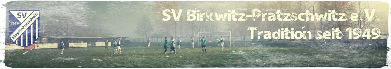 SV Birkwitz-Pratzschwitz e. V.
