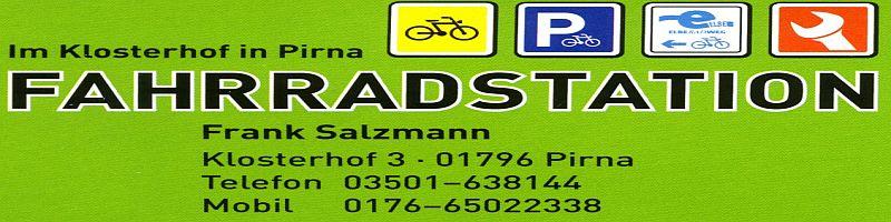 Fahrradstation Pirna