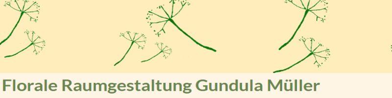 Florale Raumgestaltung Gundula Müller