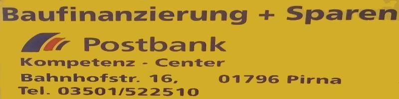 Postbank Kompetenz Center Pirna
