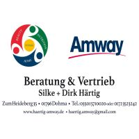 Amway Beratung & Vetrieb Silke & Dirk Härtig